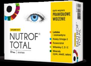 nutrof total - suplement na oczy